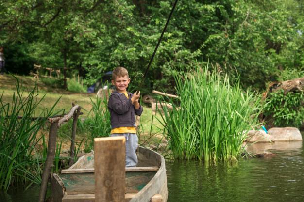 fiskeudstyr
